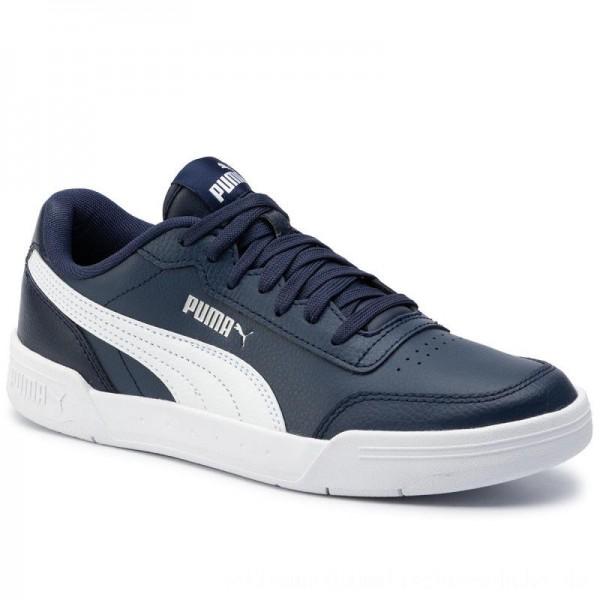 Puma Sneakers Caracal 369863 04 Peacoat/Puma White [Sale]