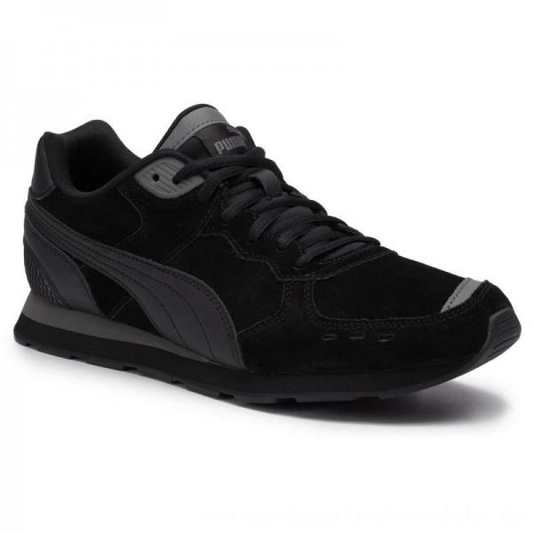 Puma Sneakers Vista SD 370168 01 Black/Casterock [Outlet]