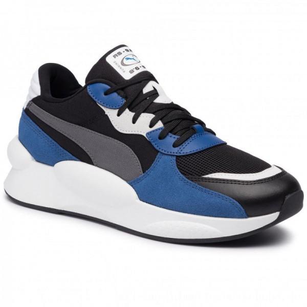 Puma Sneakers Rs 9.8 Space 370230 03 Black/Glaxy Blue [Sale]
