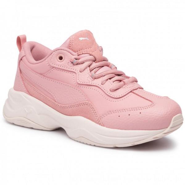 Puma Schuhe Cilia Lux 370282 04 B Rose/Silver/P Parchment [Outlet]