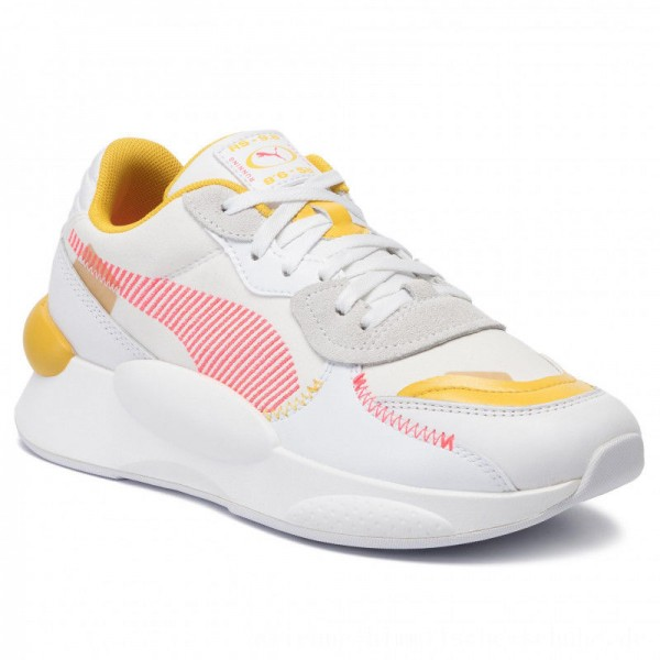 Puma Sneakers Rs 9.8 Proto Wn's 370393 01 White [Outlet]