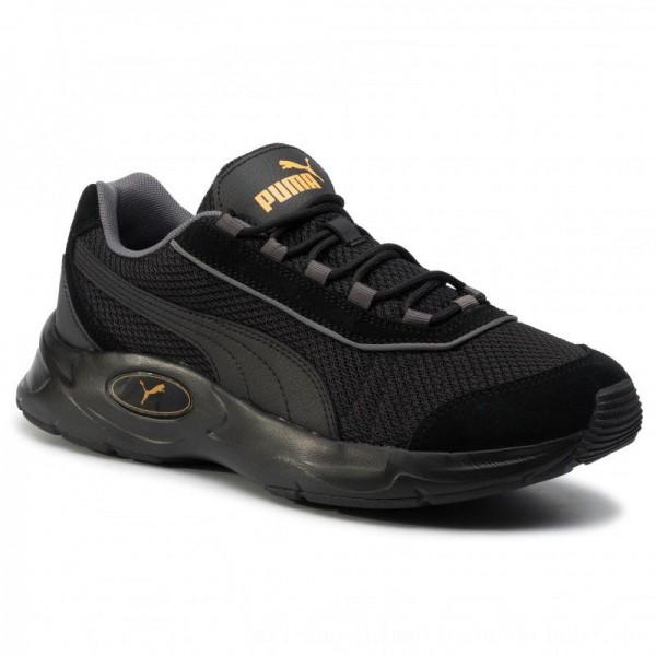 Puma Sneakers Nucleus Lux 370481 01 Black/Casterock [Outlet]
