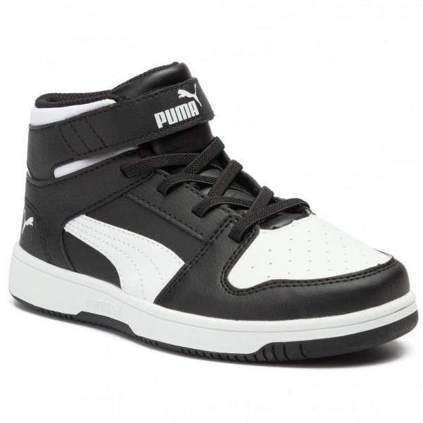 Puma Sneakers Rebound Layup Sl V Ps 370488 01 Black/Puma White [Sale]