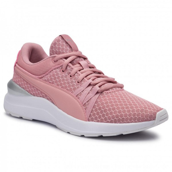 Puma Sneakers Adela Core 370544 03 Bridal Rose/Puma Silver [Outlet]