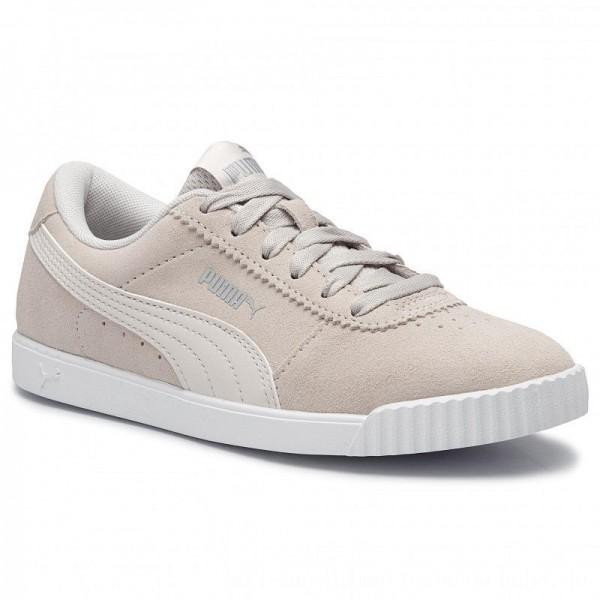 Puma Sneakers Carina Slim Sd 370549 02 Pastel Parchment/Parchment [Sale]