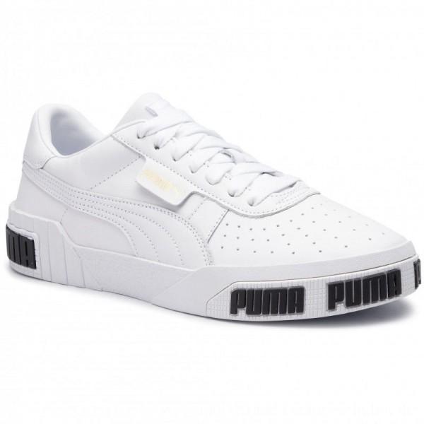 [BLACK FRIDAY] Puma Sneakers Cali Bold Wn's 370811 01 White/Metallic Gold