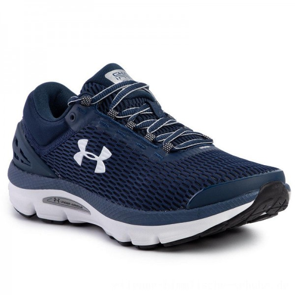 Under Armour Schuhe Charged Intake 3 3021229-401 Nvy [Outlet]
