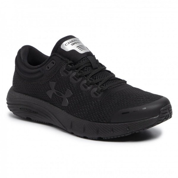 Under Armour Schuhe Ua Charged Bandit 5 3021947-002 Blk