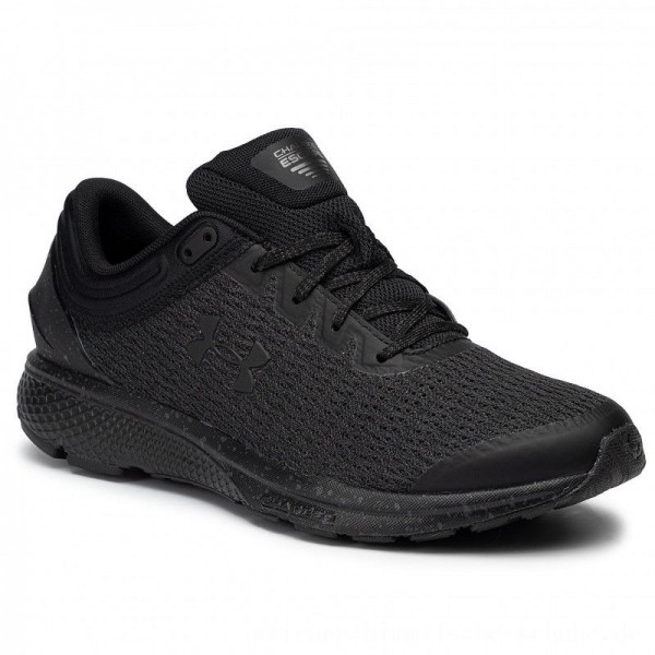 Under Armour Schuhe Ua Charged Escape 3 3021949-002 Blk [Outlet]
