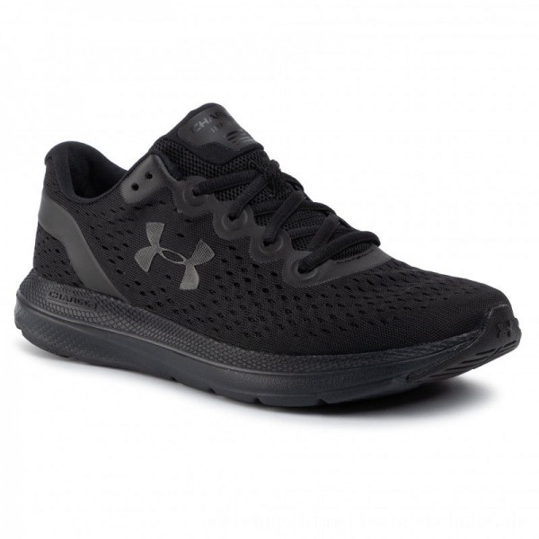 Under Armour Schuhe Ua Charged Impulse 3021950-003 Blk [Outlet]