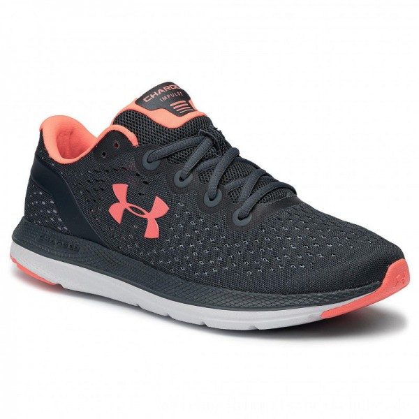 Under Armour Schuhe Ua Charged Impulse 3021950-401 Gry