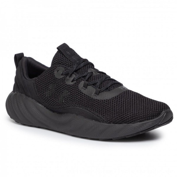 [BLACK FRIDAY] Under Armour Schuhe Ua Charged Will 3022038-003 Blk