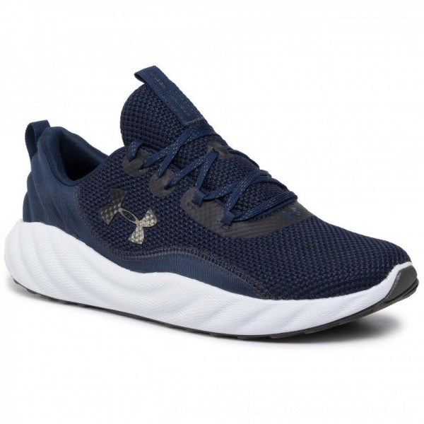 Under Armour Schuhe Ua Charged Will 3022038-401 Nvy [Outlet]