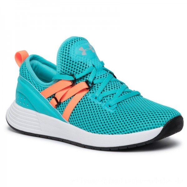 Under Armour Schuhe Ua W Breathe Trainer X Nm 3022501-300 Blu [Outlet]