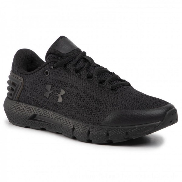 Under Armour Schuhe Ua W Charged Rogue 3021247-001 Blk [Outlet]