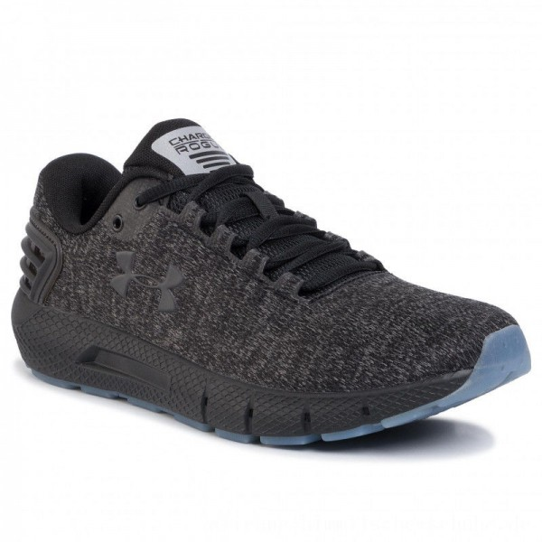 Under Armour Schuhe Ua Charged Rouge Twist Ice 3022674-001 Blk