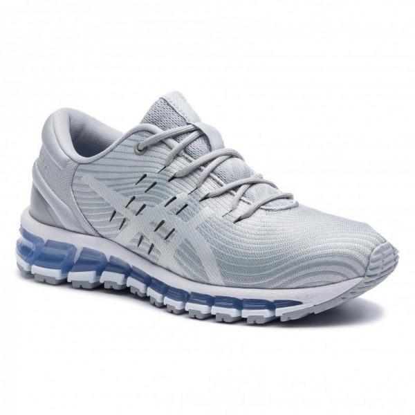 Asics Schuhe Gel-Quantum 360 4 1022A029-022 Mid Grey/Glacier Grey [Outlet]
