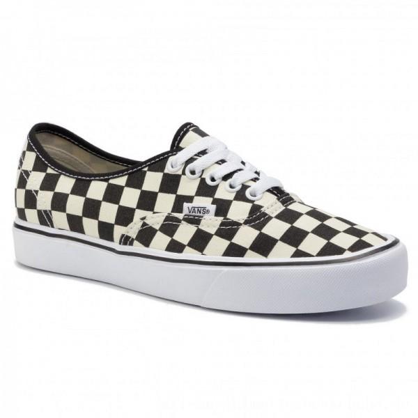 Vans Turnschuhe Authentic Lite (C) VN0A2Z5J5GX (Checkerboard) Black/White