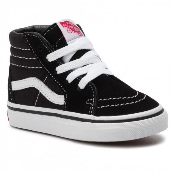 Vans Sneakers Sk8-Hi VN0A3TFX6BT1 Black/True White [Outlet]
