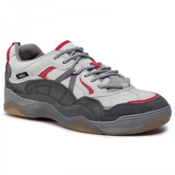 Vans Sneakers Varix Wc VN0A3WLNXNL1 (Y2K) Drizzle/Frost Gray/Asphalt