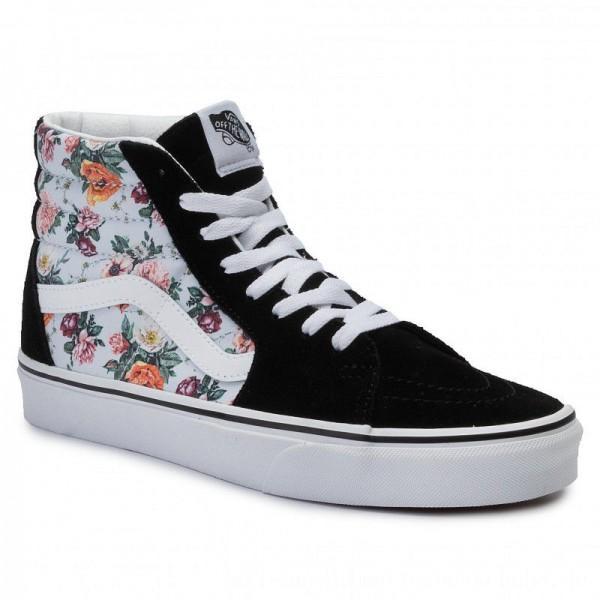 Vans Sneakers Sk8-Hi VN0A4BV6V3F1 (Garden Floral) True Wht [Outlet]