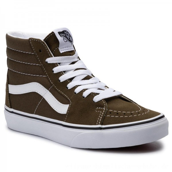 Vans Sneakers Ski8-Hi VN0A4BV6V7D1 Beech/True White [Outlet]