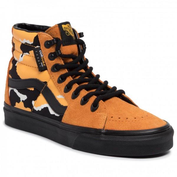 Vans Sneakers Sk8-Hi VN0A4BV6XK41 (Cordura)Amberglowcamoblk [Outlet]