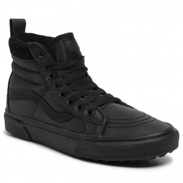 Vans Sneakers Sk8-Hi Mte VN0A4BV7XKN1 (Mte) Leather/Black [Outlet]