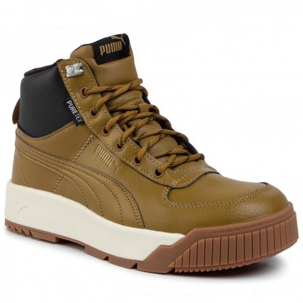 Puma Schuhe Tarrenz Sb PureTEX 37055202 02 Moss Green/Puma Black [Outlet]