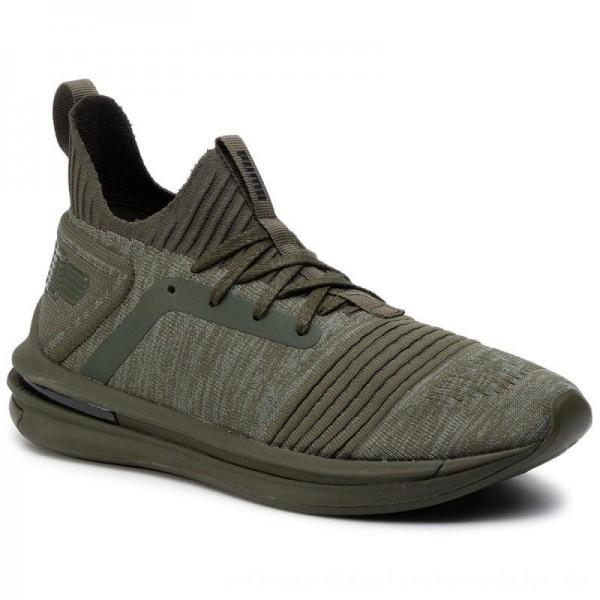 [BLACK FRIDAY] Puma Sneakers Ignite Limitless Sr Evoknit 190484 03 Forest Night