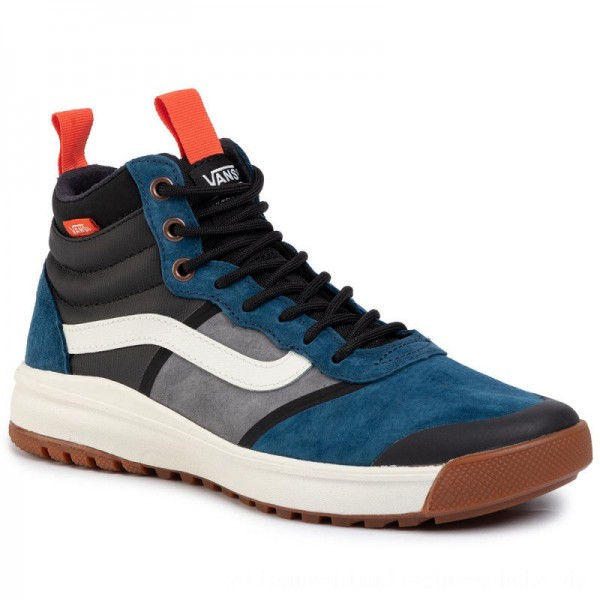 Vans Sneakers Ultrarange Hi DI VN0A4BU5TYH1 (Mte) Gibraltar Seamrshmlw [Sale]