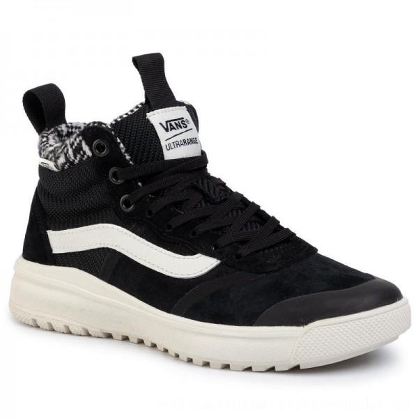 Vans Sneakers Ultrarange Hi DI VN0A4BU5TYI1 (Mte) Woven/Black [Outlet]