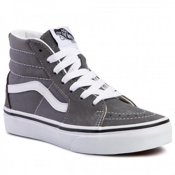Vans Sneakers Sk8-Hi VN0A4BUW1951 Pewter/True White [Outlet]
