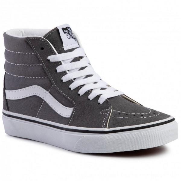 Vans Sneakers Sk8-Hi VN0A4BV61951 Pewter/True White [Outlet]
