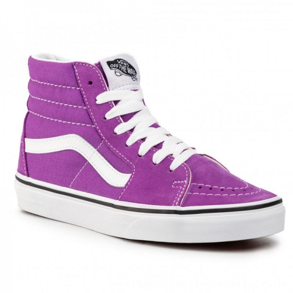 Vans Sneakers Sk8-Hi VN0A4BV68ZP1 Dewberry/True White [Outlet]