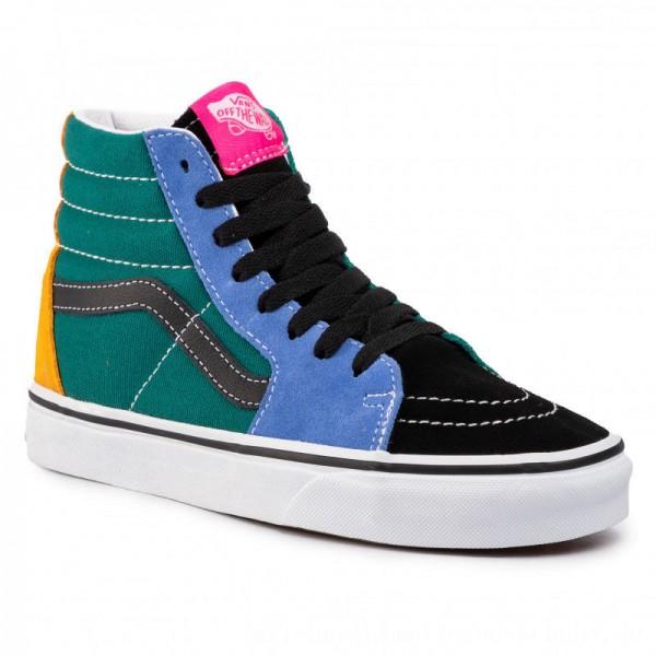 [BLACK FRIDAY] Vans Sneakers Sk8-Hi VN0A4BV6TGN1 (Mix&Match) Cdmmylw/Tdpl