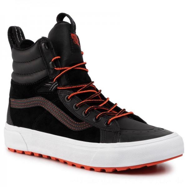 Vans Sneakers Sk8-Hi Boot Mte 2 VN0A4P3GTUB1 (Mte) Black/Spice Orange [Outlet]