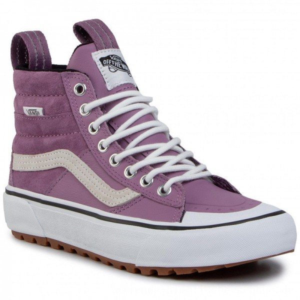 Vans Sneakers Ski8-Hi Mte 2.0 Dx VN0A4P3ITUK1 (Mte) Valerian/True White [Outlet]
